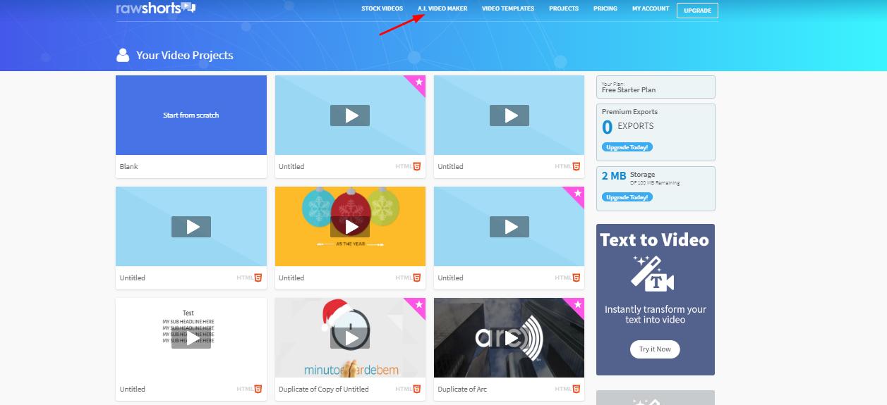 AI Videomaker - Convert My Blog Post to Video – Support Desk